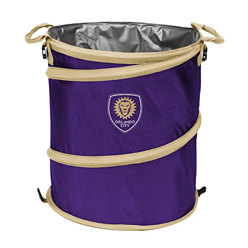 MLS Orlando City SC Collapsible 3-In-1, One Size, Multicolor (Sc Nfl Bottle Sports)