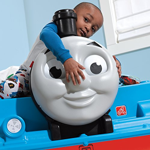 51LNkzDX7DL - Step2 Thomas The Tank Engine Toddler Bed