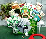 Golf Delights Gift Basket