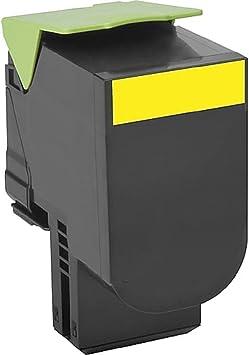 71B10K0 Pegasus Compatible Replacement for Lexmark CS317 CS417 CS517 CX317 CX417 CX517 3K Black Toner 71B0010