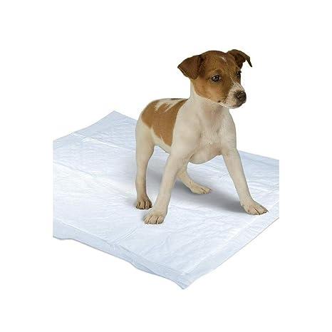 Trade Shop traesio10 Alfombrillas absorbentes para Perros Gatos 90 x 60 cm Cachorros pañales Traverse