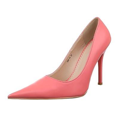 Ital-Design Damen Schuhe 269-1A Pumps High Heels Stiletto