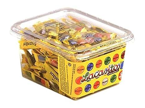 Lacasitos Grageas de Chocolate - 200 Bolsitas