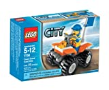 :LEGO City Coast Guard Quad Bike 7736 Building Kit (33 Piece)