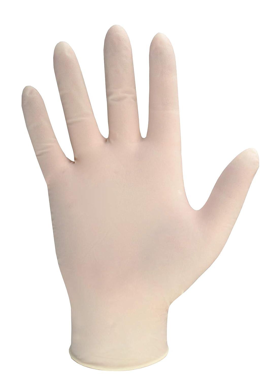 Polyco GL8885 Bodyguards 4 Latex Powder Free Disposable Gloves XL 100 Box