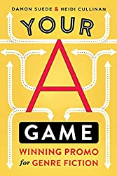 Your A Game: winning promo for genre fiction