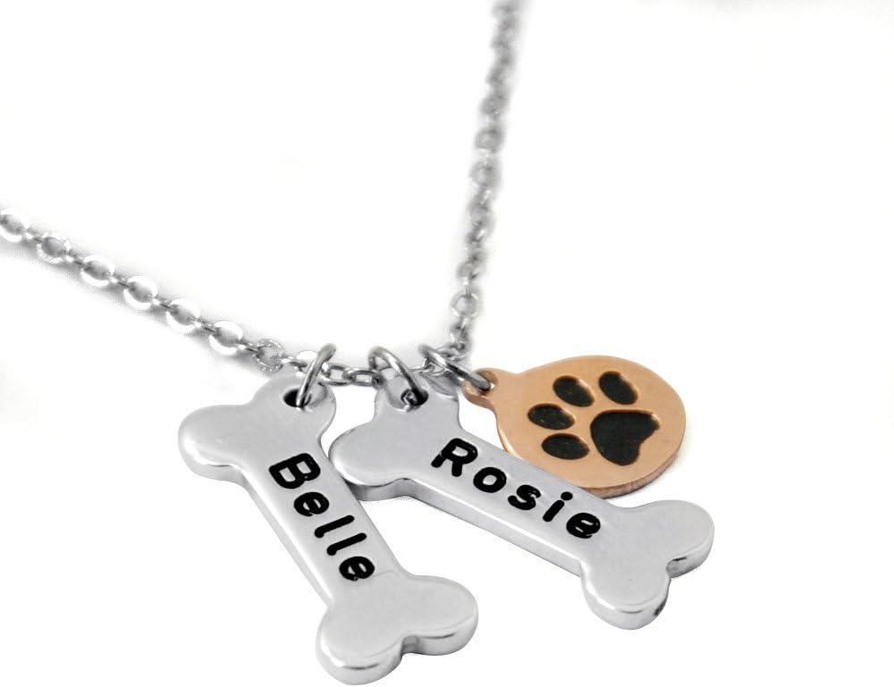 Dog Person Jewelry Dog Mom Necklace Dog Person Charm Dog Grandma Jewelry Dog Person Pendant Dow Paw Necklace Dog Person Necklace