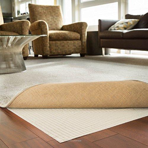 Rug Gripper Anti Slip Under Rug Pads Area Hardwood Floors