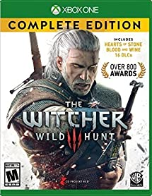 Amazon.com: Witcher 3: Wild Hunt Complete Edition - Xbox One: Whv ...