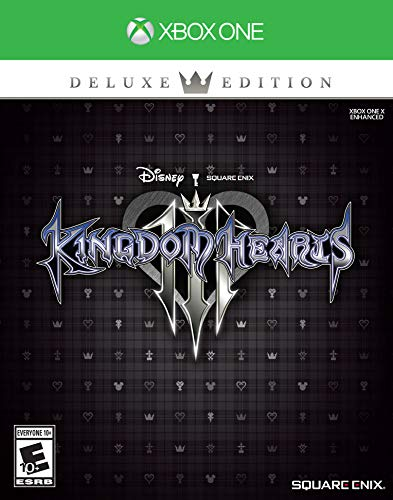 51LNoMtQoFL - Kingdom Hearts III - Xbox One Deluxe Edition