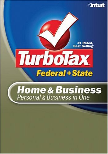 UPC 028287420069, TurboTax Home & Business Federal + State 2007 [Download] [OLD VERSION]