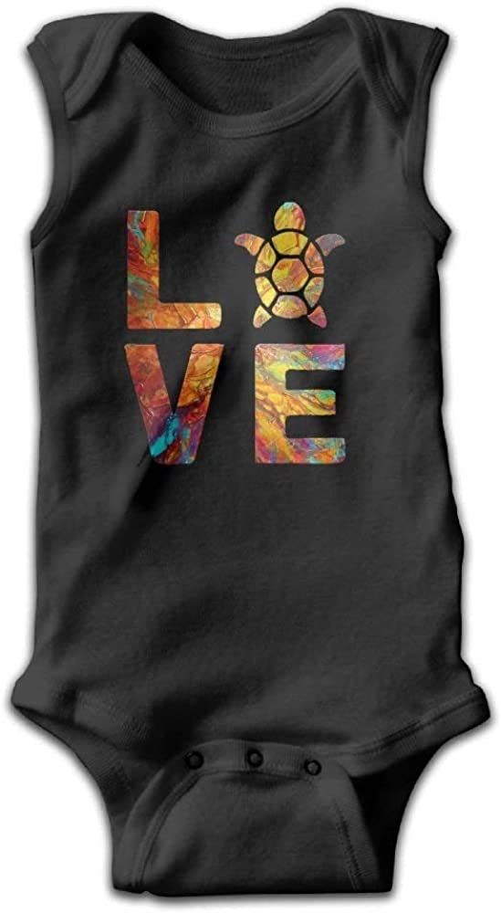 I Love Turtles Animal Lover Turtle Shoulder Bodysuits as picture18 Months