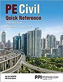 PE Civil Quick Reference