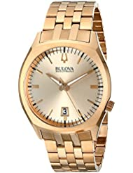 Bulova Unisex Unisex Accutron II - 97B134 Yellow Watch
