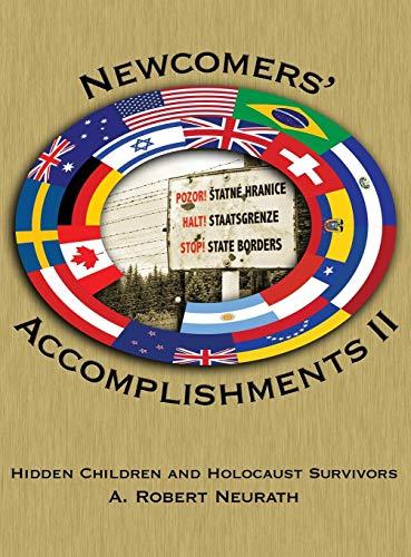 Newcomers' Accomplishments II: Hidden Children and Holocaust Survivors