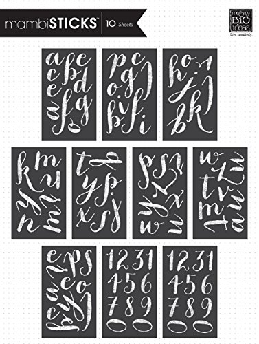 Top 10 Letter Stickers Stencil Betpt Reviews