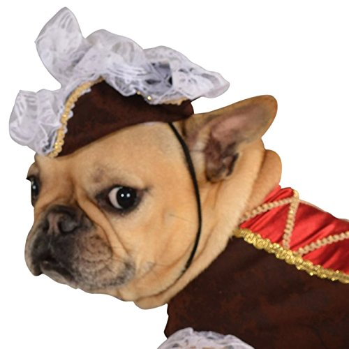 Rubie's Pet Costume, Large, Pirate Girl by Rubie's (Image #3)