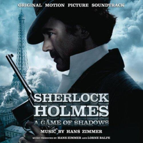 SHERLOCK HOLMES: A GAME OF SHADOWS: by O.S.T [Korean Imported] (2012)