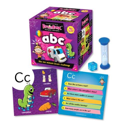 MindWare Brain Box: My First ABC Brainbox (Abcs Memory Box)