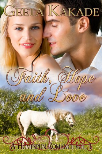 Santa Homespun - Faith Hope and Love (A Homespun Romance Book 1)