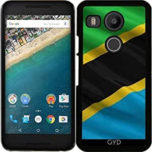 Funda para Google Nexus 5X (LG) - Bandera De Tanzania by Carsten Reisinger