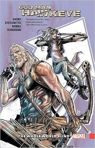 Old Man Hawkeye #2 Marco Checchetto 2nd Print Variant Venom
