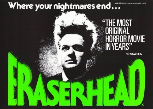 Eraserhead POSTER Movie (11 x 17 Inches - 28cm x 44cm) (1978) (Style (Eraserhead Movie Poster)