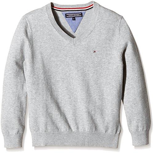 begrenzter Verkauf Rabatt schnell verkaufend Tommy Hilfiger Jungen Tommy Vn Sweater L/S. Pullover: Amazon ...