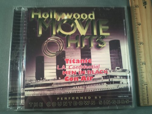 Hollywood Movie Hits (Titanic,Men in Black,The Saint,Con Air,Who Framed Roger Rabbit, And More) (1998-08-03)