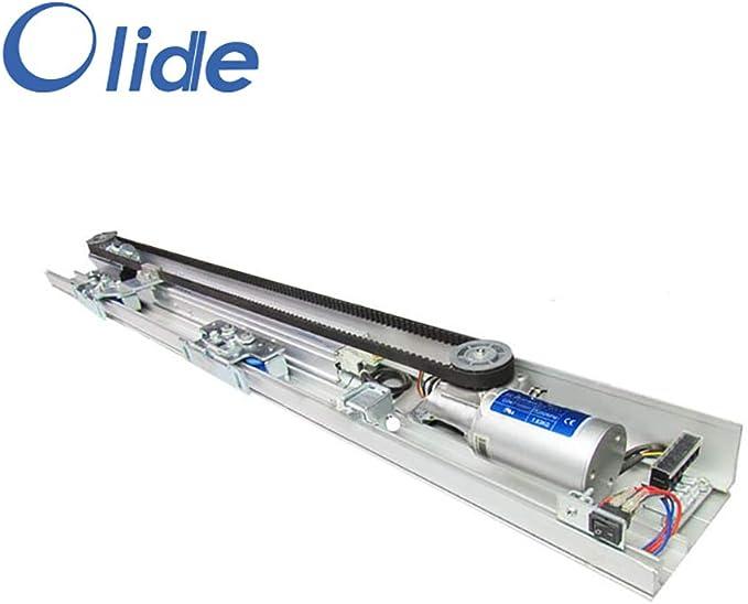 Mecanismo de cierre automático de puerta de alta calidad con riel ...