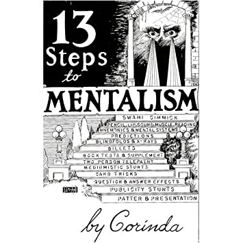 13 Steps To Mentalism Epub Downloaddcinst