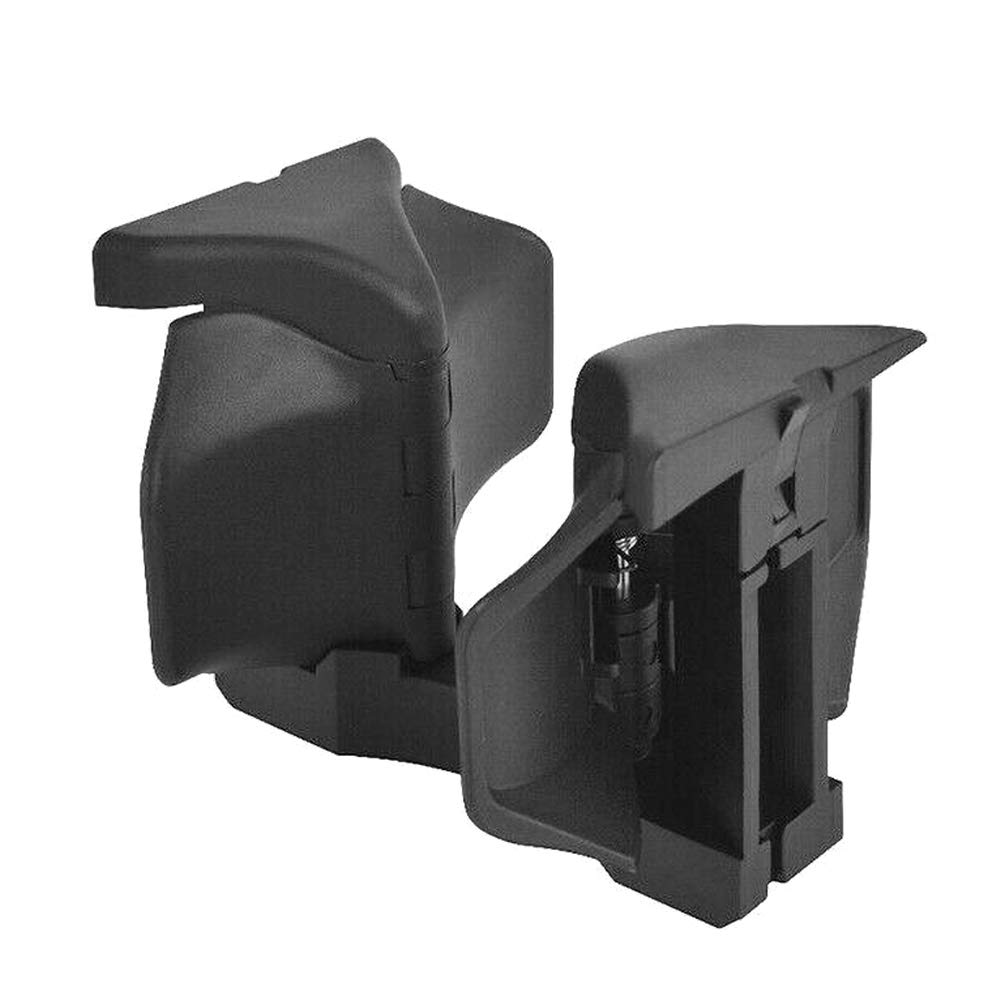 NZNNXN Car Cup Holder Divider Centre Console Insert For Mercedes C Class W204
