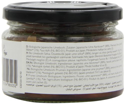 Clearspring - Organic Japanese Umeboshi Plums - 200g by Clearspring (Image #6)