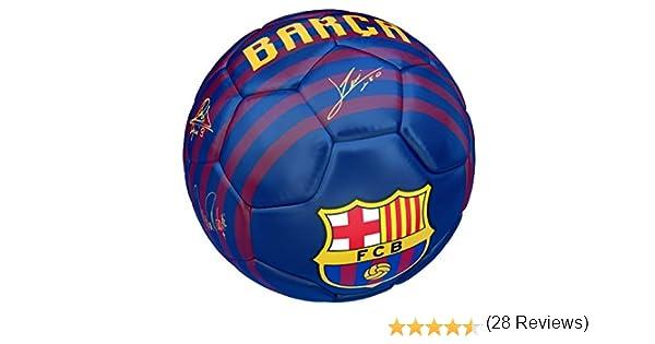 JOSMA SPORT Balón Mediano F.C. Barcelona 1º Equipación 18/19 ...