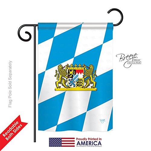 Bavaria Flag (Bavaria Garden Flag 13