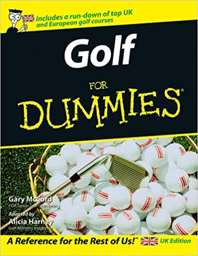 ef21555f4132c1 Amazon.com: Golf For Dummies eBook: Gary McCord, Alice Cooper ...