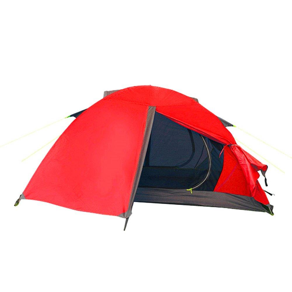 TLMY Bump Zelt Outdoor-Zubehör Doppel Camping Zelt Anti-Dürre Professionelle Camping Ausrüstung Zelte