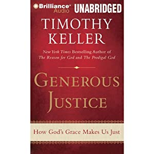 Generous Justice Audiobook