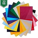 Heat Transfer Vinyl Assorted Colors -