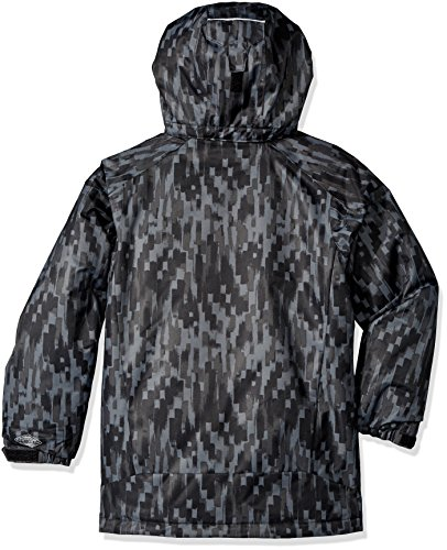 bright Columbia 'twist Blue Hyper Boy Strokes Black Brushed Jacket Pizzo Waterproof Yf4wYZ