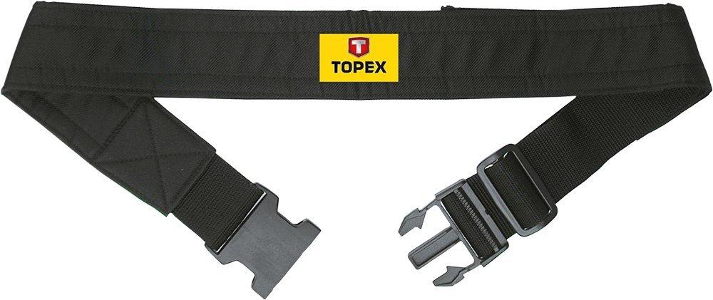 Topex 79R410 - Cinturón para pistoleras y bolsas de herramientas   Amazon.es  Bricolaje y herramientas e279a9c02b2d
