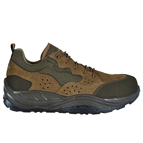 Cofra Waitai S1 P SRC Chaussures de sécurité Taille 46 Marron