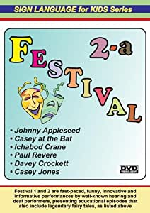 Sign Language for Kids: Festival 2-a