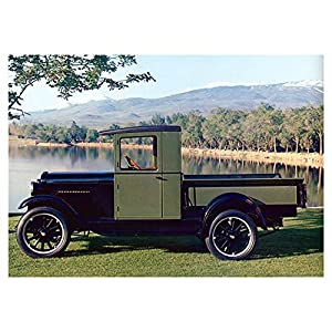 1928 Chevrolet Pickup Truck National Series AB Photo