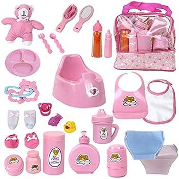 Amazon.com: Toysmith Baby Care Set: Toys & Games