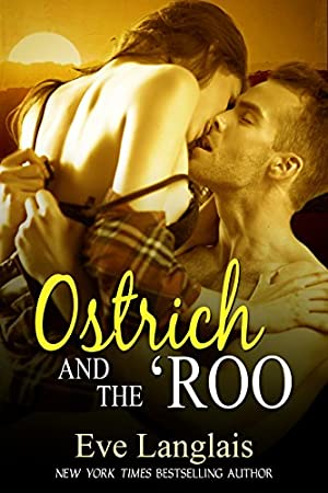 book cover of Ostrich and the \'Roo