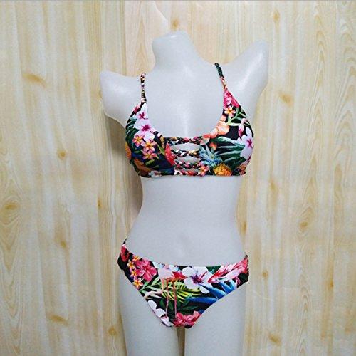 costume da Costume Costume Costume da bikini bagno split set sexy da immagine bagno da l' TIANLU Costume da dimagrante color bagno Fashion M bagno bagno xFPqI0a0w