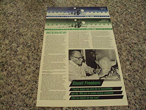 2 Iss Bantha Tracks Star Wars Fan Club #19-20 1983 Stuart Freeborn ()