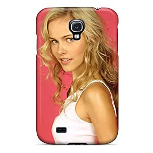 Shock-dirt Proof Transformers Girl Isabel Lucas Case Cover For Galaxy S4