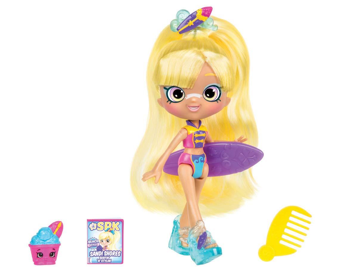 Amazon.es: Shopkins HPP35300 Shoppies Shop Style - Muñeca para Tabla de Surf: Juguetes y juegos